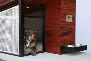 hand made dog house RAH DESIGN