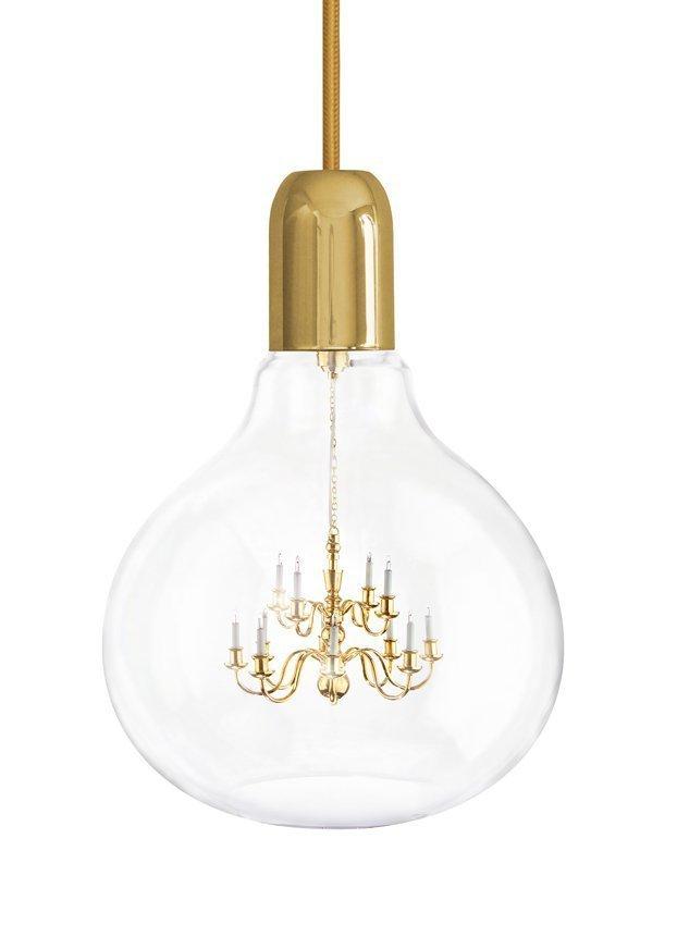 chandelier edison bulb