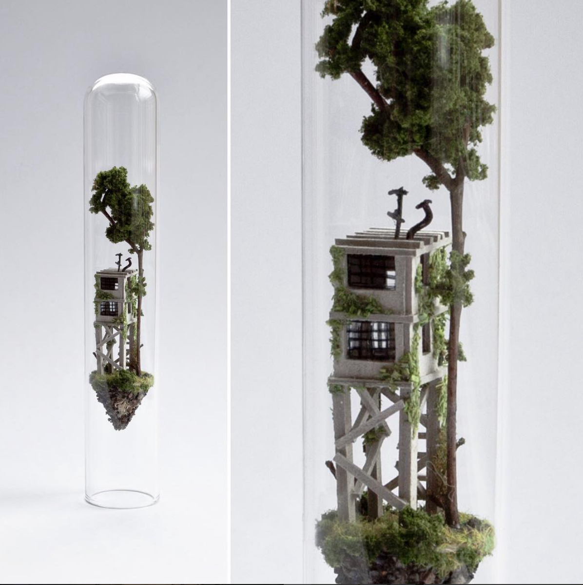 Curious Art in Miniature Form