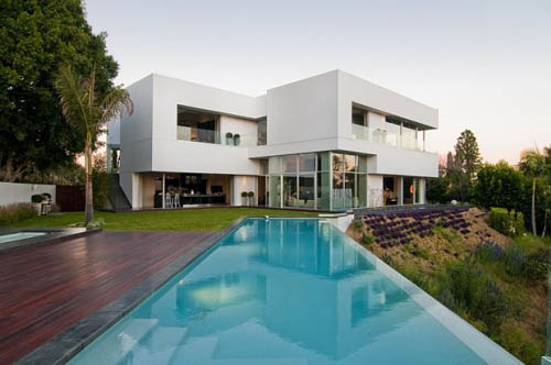 modern architecture image