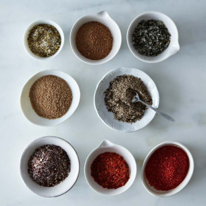 Spices For The Obsessively Organized Cook