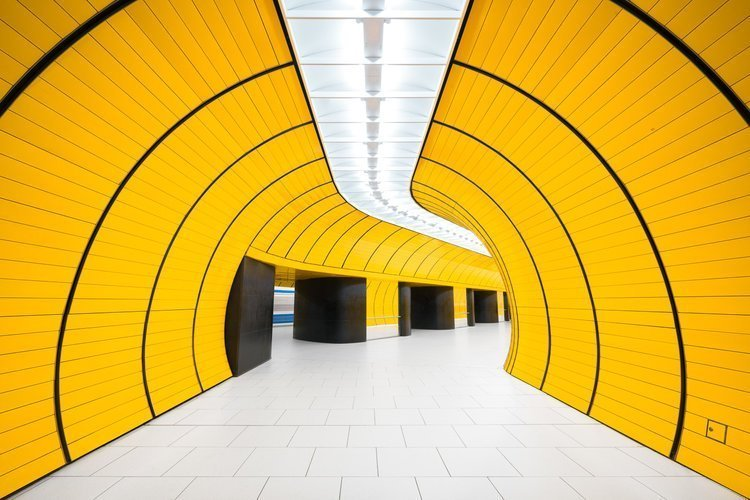The Overlooked Beauty of Subway Station Design & Architecture