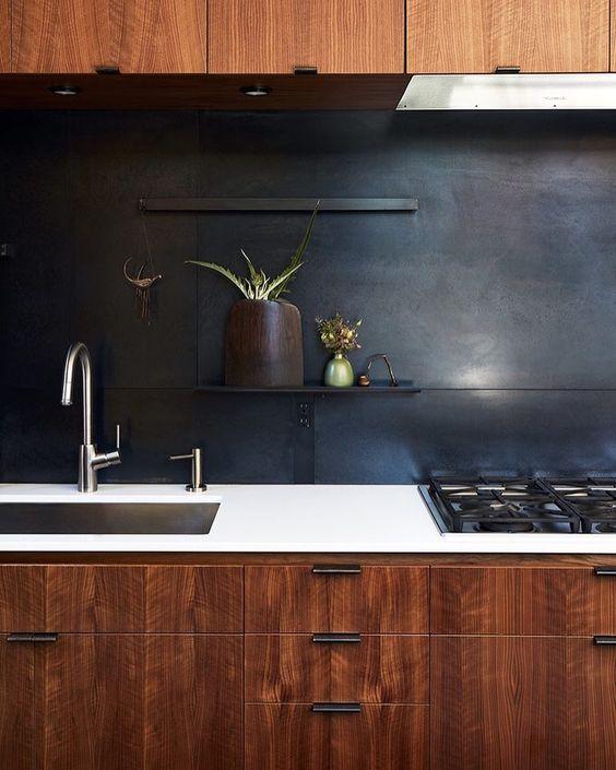 30 Awesome Kitchen Backsplash Ideas For Your Home 2017: Backsplashes That Are Modern & Inspiring