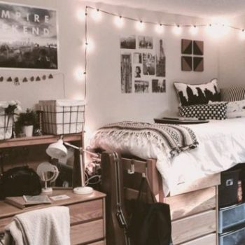 Bedroom ideas for college students 5